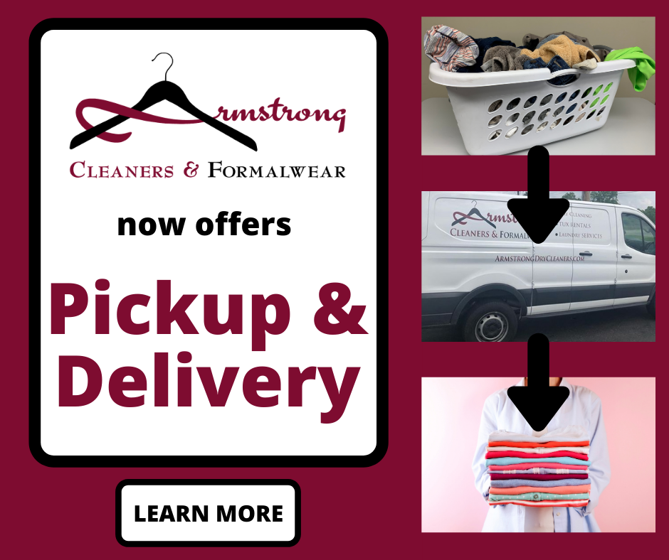 Armstrong pick up & delivery
