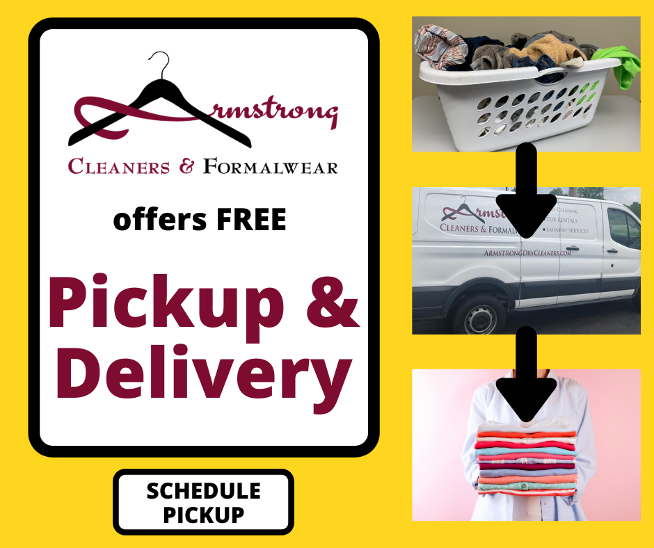 Armstrong pick up & delivery-YELLOW